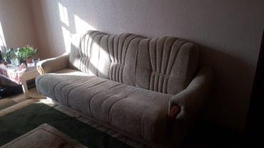Продам диван и к нему софа. состояние в Бишкек