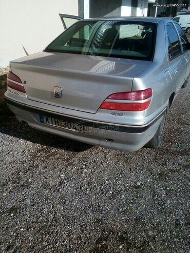 Peugeot 406 2 l. 2002 | 400000 km