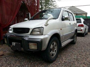 дайхатцу териус 1998г правый руль. в Бишкек
