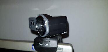 веб камеры 1280x1024 в Кыргызстан: Продаю веб-камеру, разрешение 720pновая,идеальное состояние