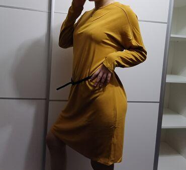 Svaku priliku haljina - Srbija: Klasična žuta haljina 🥰 Savršena za svaku priliku