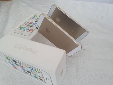 iphone-5s-never-lock в Азербайджан: IPhone 5s 2 Eddir hec birinin problemi yoxdur qiz isledib her 2 Sini