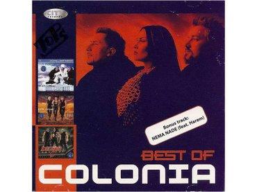 Cd colonia best off - Belgrade