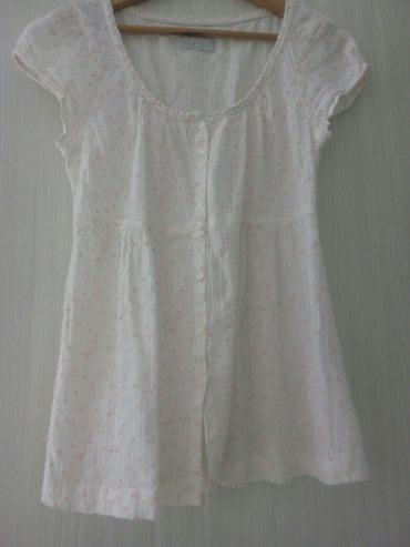 Springfield ženska bluza kratkih rukava,veličina S.Na raskopčavanje - Obrenovac