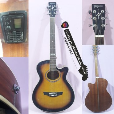 Bakı şəhərində Tagima Dallas- - elektro akustik gitara