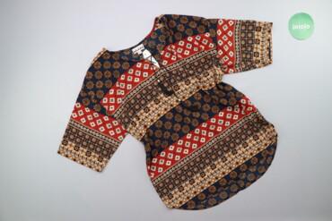 Жіноча сорочка з абстракцією Lady Dutch, p. XS    Довжина: 70 см Ширин