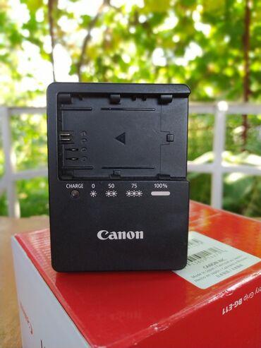 Зарядные устройства - Кыргызстан: Зарядное Canon LC-E6 для 60d 70d 6d 5d mark III и тд