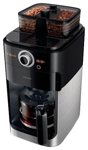 Кофеварка Philips на заказ.Ключевые особенности:Встроенная кофемолка с