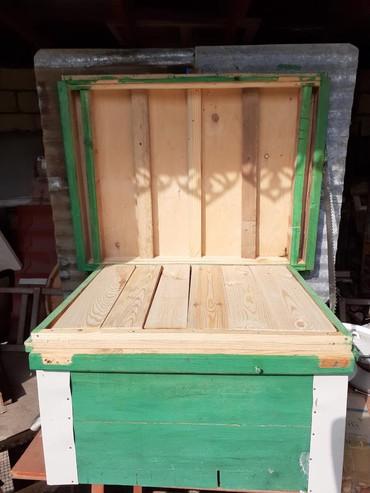 Arı YeşiyiTəmiz Yeni Materailla hazırlanan Yeşiydi Damı Demir Şiferdi