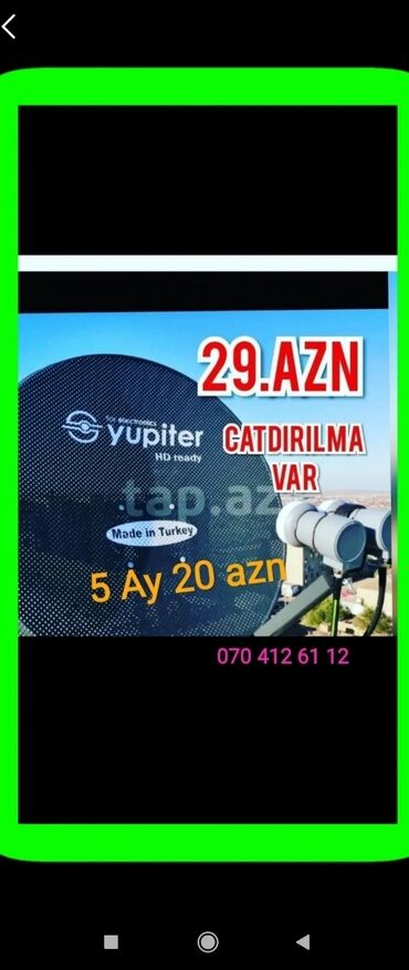 brilliance m2 18 mt - Azərbaycan: Krosna kredit Krosnu kredit Krosna krosnu quraşdırılması peyk antena