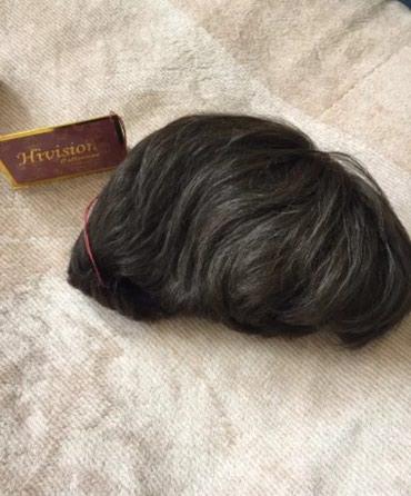 Парик мужской из натуральных волос. в Бишкек