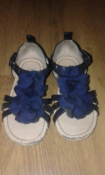 H&m sandale br 27,oguljene napred - Pancevo