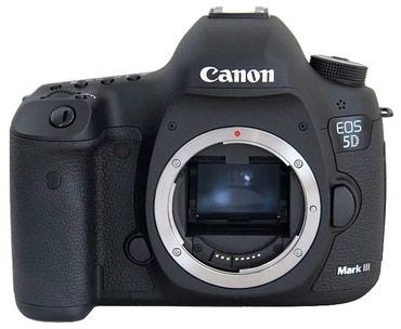 Qusar şəhərində Canon EOS 5D Mark III bady teze.Nomrenin whatsappi ile elaqe saxlayin