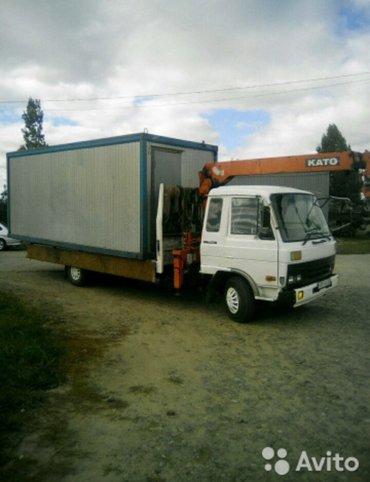 Услуга манипулятора Кран до 3тон , борд 5тон ,длина борда 5м . в Бишкек