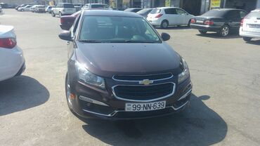audi rs q3 25 tfsi - Azərbaycan: Chevrolet Cruze 1.4 l. 2014   116000 km