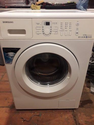 Bakı şəhərində İkitərəfli Avtomat Washing Machine Samsung 6 kq.