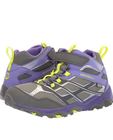 Ботинки от Merrel, легкие и удобные. Обувь на века!!! 38 размер
