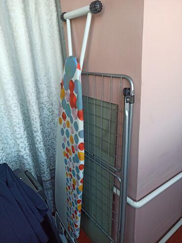 доска для рисования в Кыргызстан: В связи с переездом продаю гладильную доску (и сушилку