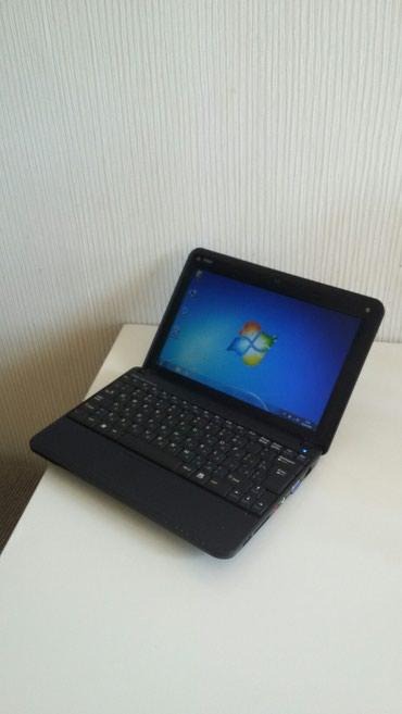 MSI netbuku satilir 120 manat. Noutbuk deyil  NETBUKDUR. Hard disk в Баку
