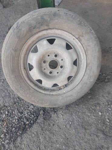 диски на ауди 100 в Кыргызстан: Продаю один диск R14 на Ауди 100