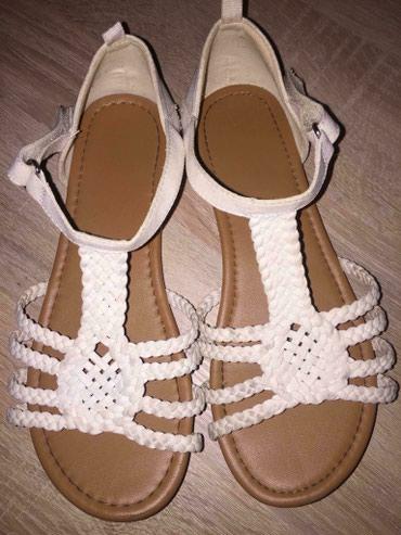 H&M sandale super stanje vel.35 ug.22cm - Sabac