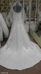 Свадебное платье, новое с этикеткой в Лебединовка
