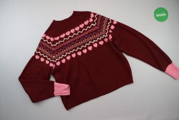 Жіночий светр з візерунками Terranova, р. М   Довжина: 58 см Довжина р