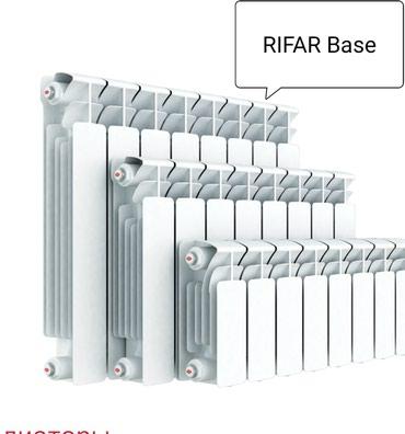 МодельRIFAR Base 500с межосевым расстоянием 500 мм - одна из самых м
