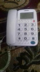 Daşkəsən şəhərində Telefon