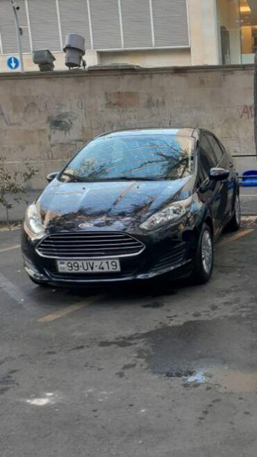 zapchasti na ford focus в Азербайджан: Ford Fiesta 1.6 л. 2014 | 160000 км