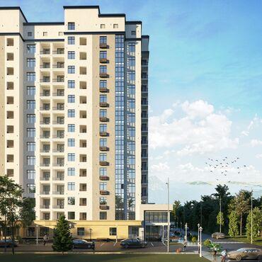 продаю квартира бишкек в Кыргызстан: Строится, Индивидуалка, 1 комната, 47 кв. м