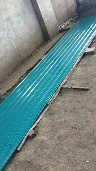 биндеры-320-листов-электрические в Кыргызстан: Профнастил новый  Цвет: Береза Длина: 6,50 м Ширина: 1,15 Листов