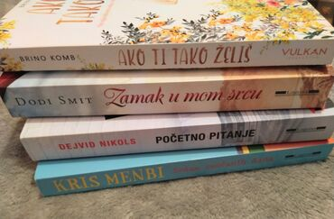 Knjige po 200. Vulkan i Laguna izdanja. Bilo koja za 200. Samo prodaja