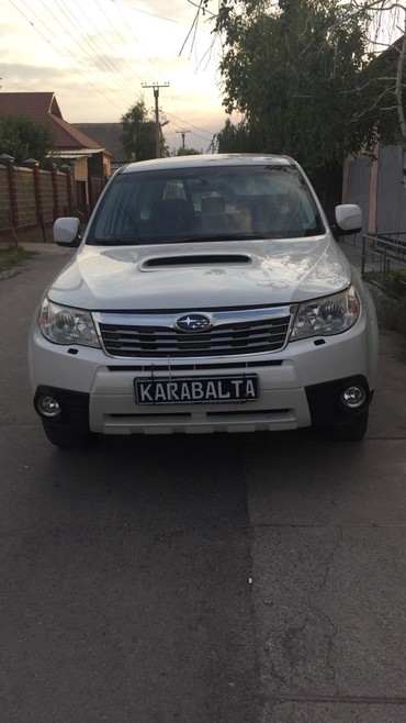 Subaru Forester 2008 в Бишкек