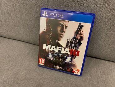 Продаю или меняю MAFIA 3  В комплекте Карта игры !!