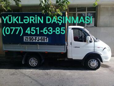 - Azərbaycan: Yük daşımaları
