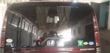 степ вагон бишкек in Кыргызстан   АВТОЗАПЧАСТИ: Задняя стекло степ вагон