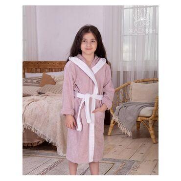 Детские  Подростковые  банные,махровые халаты  Производство Турция  Тк
