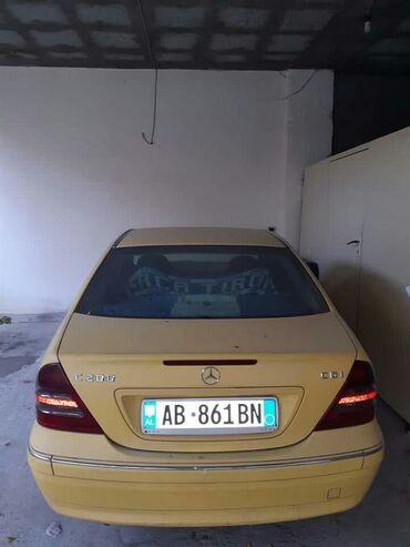 Mercedes-Benz C 200 2 l. 2004 | 480000 km