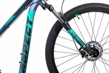 Горный велосипед Aspect NICKEL 29 (2021) –яркая модель