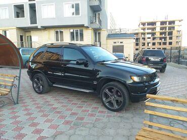 BMW - Газ - Бишкек: BMW X5 4.6 л. 2003