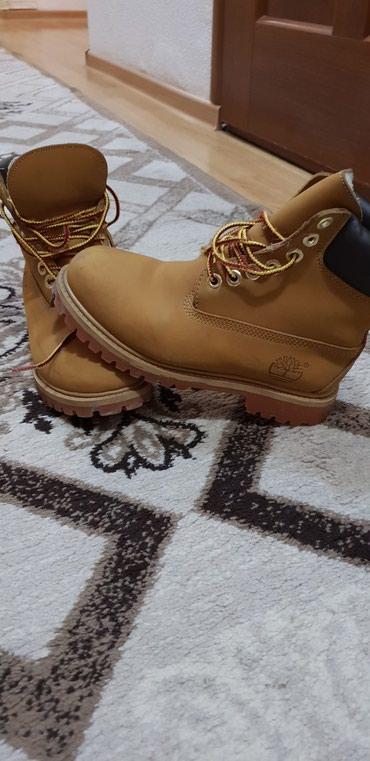 тимбы в Кыргызстан: Ботинки тимбы унисекс,подходят как парням так и девушкам,размер 36,5