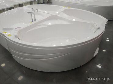 Ванна акриловая размер 155*155 наш адрес АЮ GRANDул Чокана Валиханова