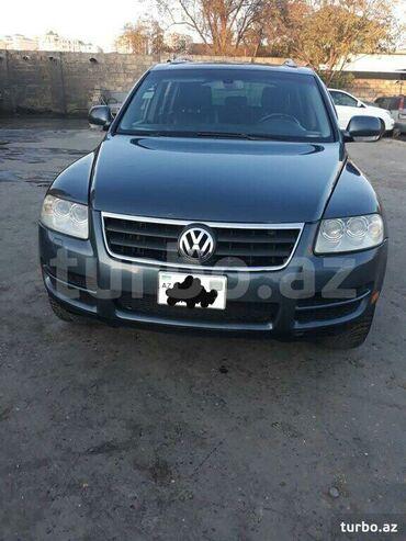 tako ballila universal arabalar - Azərbaycan: Volkswagen Touareg 4.2 l. 2004   234000 km