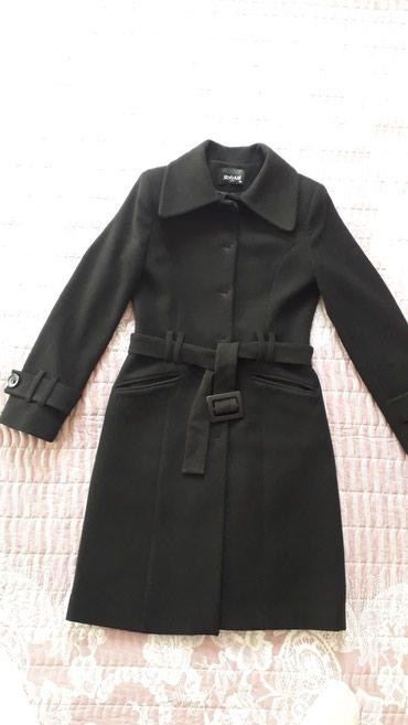 Кашемировое пальто турецкое, деми 36размер в Бишкек
