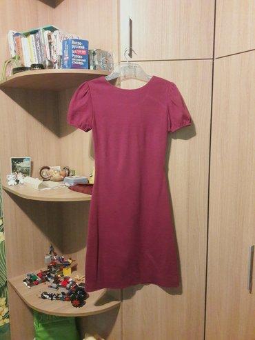 Платье теплое но тонкое испания 44-46 р в Бишкек