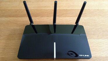"Modem-router ""Tp-Link Archer D2""   Port girişi ADSL  4-ədəd tralnik  W"