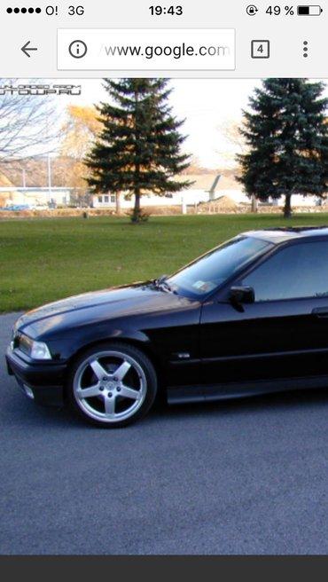 BMW - Лебединовка: BMW 318 1993   200 км