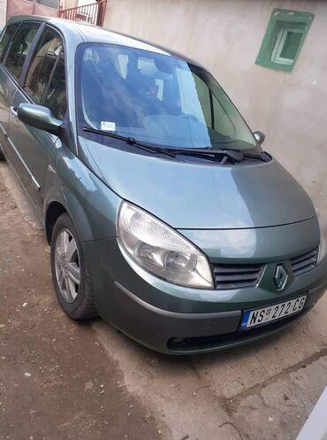 Renault | Srbija: Renault Grand Scenic 1.9 l. 2005 | 20000 km