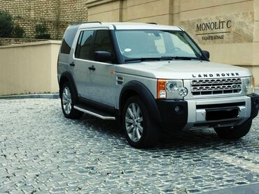 Land Rover - Azərbaycan: Land Rover Discovery 2.7 l. 2004 | 9999999 km